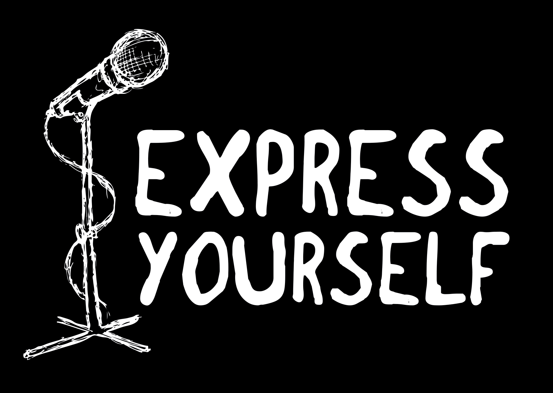 express yourself scrambled records
